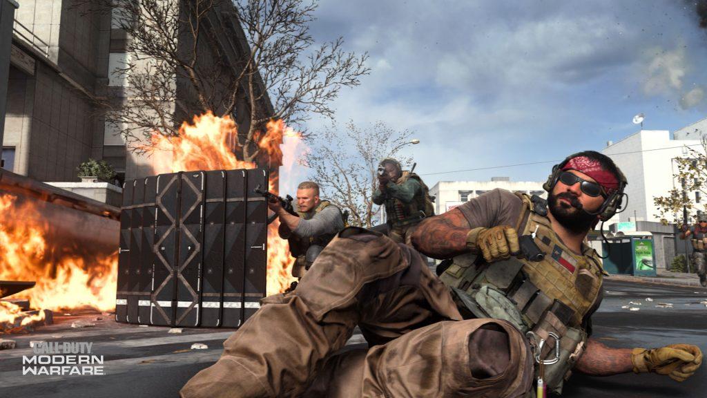 Infinity Ward - Modern Warfare