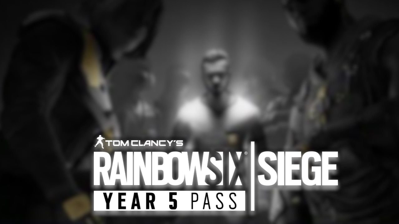 Rainbow Six Siege Year 5 leaked