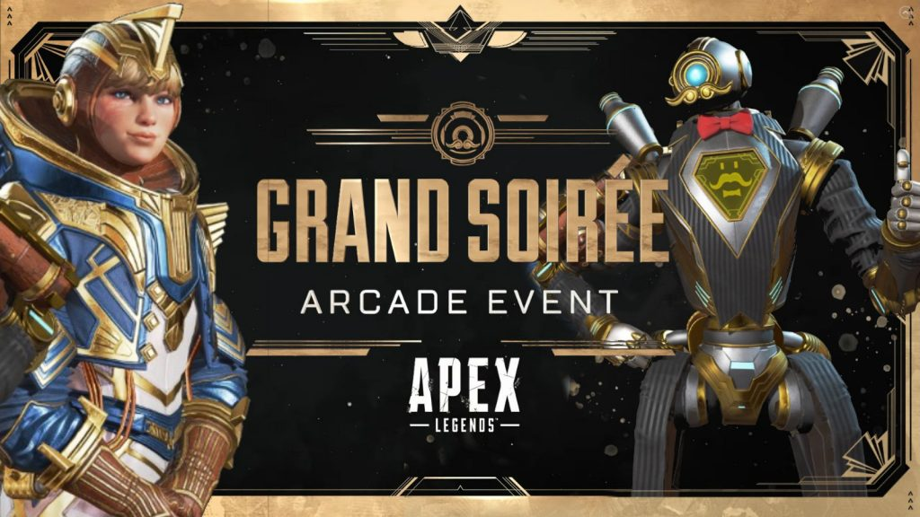 Apex Legends Grand Soiree event.