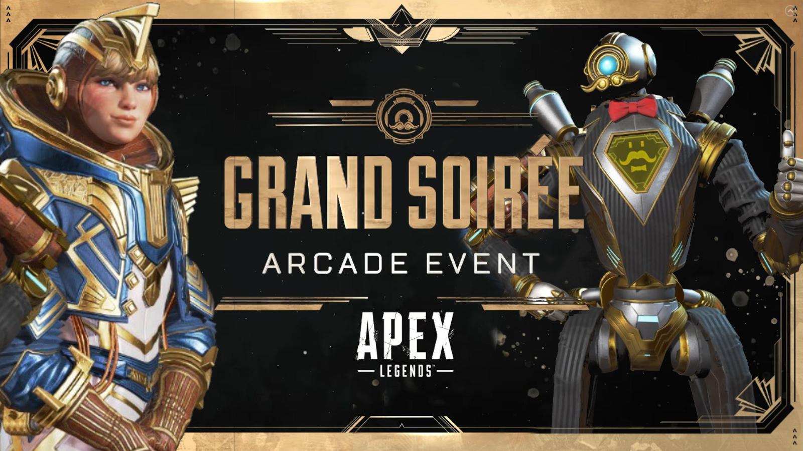 Apex Legends Grand Soiree event.