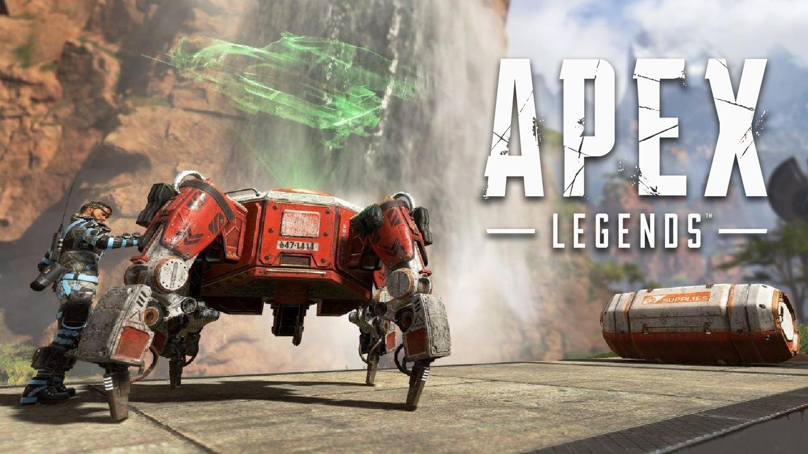 Apex Legends Respawn Beacon
