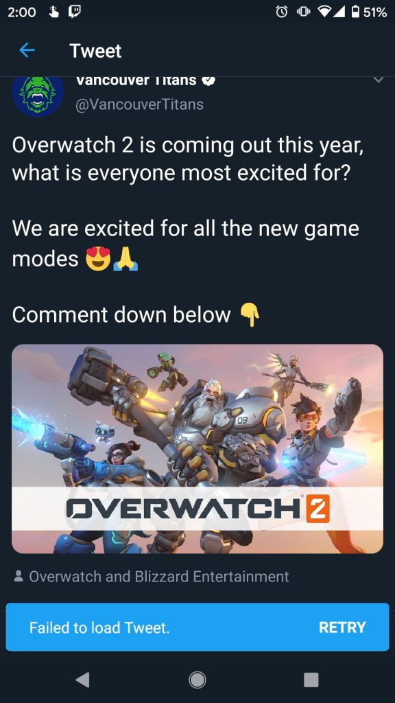 Vancouver Titans tweet leaks Overwatch 2 release details and more game modes