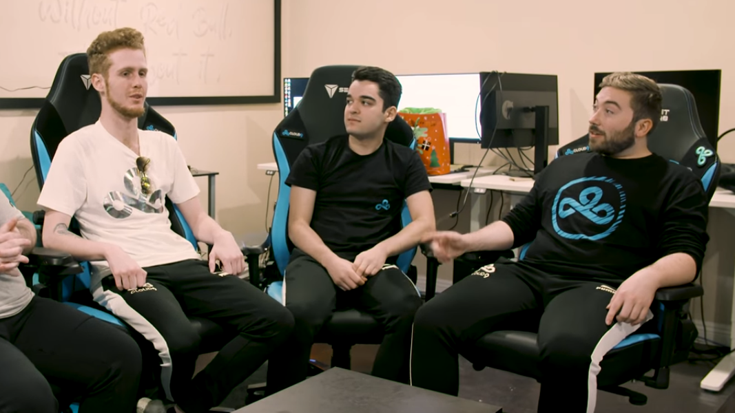 Cloud9 reveal CSGO in-game communication