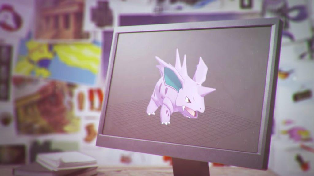 Nirodan showed up in Game Freak's Pokemon Direct