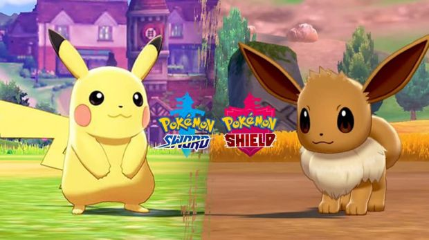 Pikachu and Eevee are two of the most iconic Pokemon...
