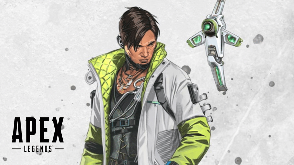 Apex Legends Crypto with his drone to use an Arc Star