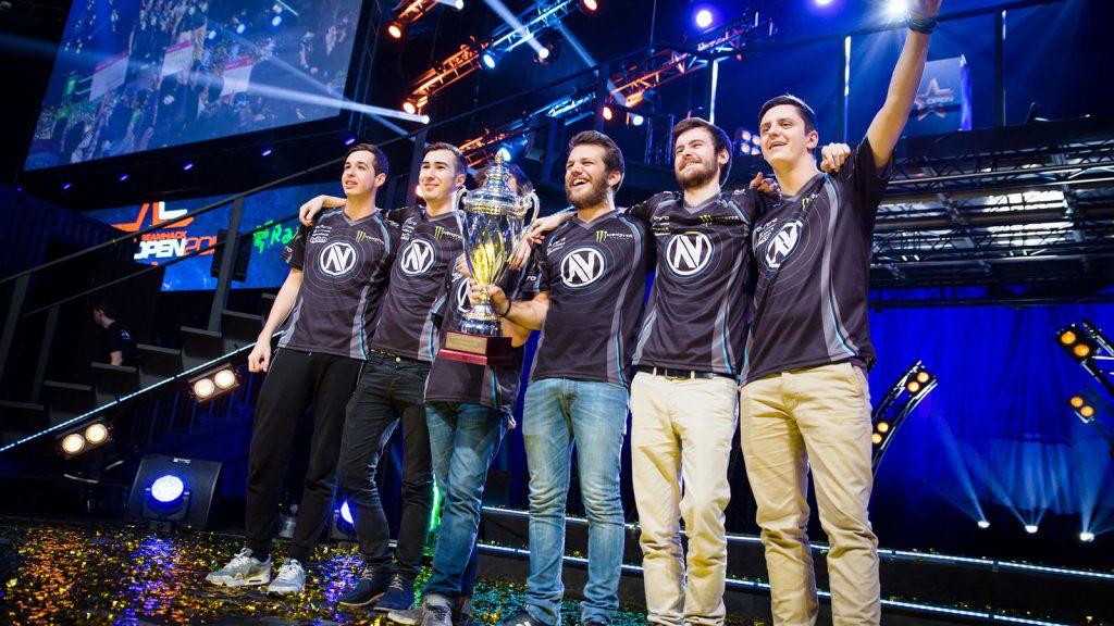EnVyUs win DreamHack Open Cluj-Napoca 2015