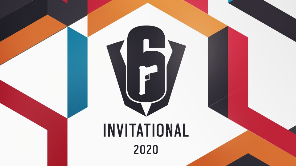 Rainbow Six Invitational 2020 Teams and Groups Revealed