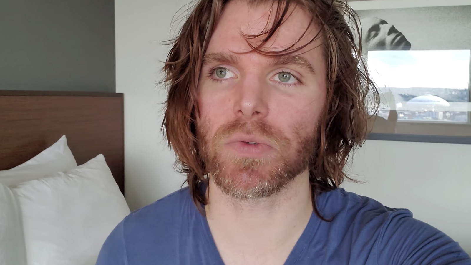 Onision talks to fans in YouTube video