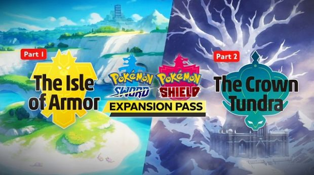 Returning Pokemon Isle of Armor Crown Tundra