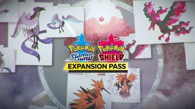 Returning Legendary Pokemon Sword Shield