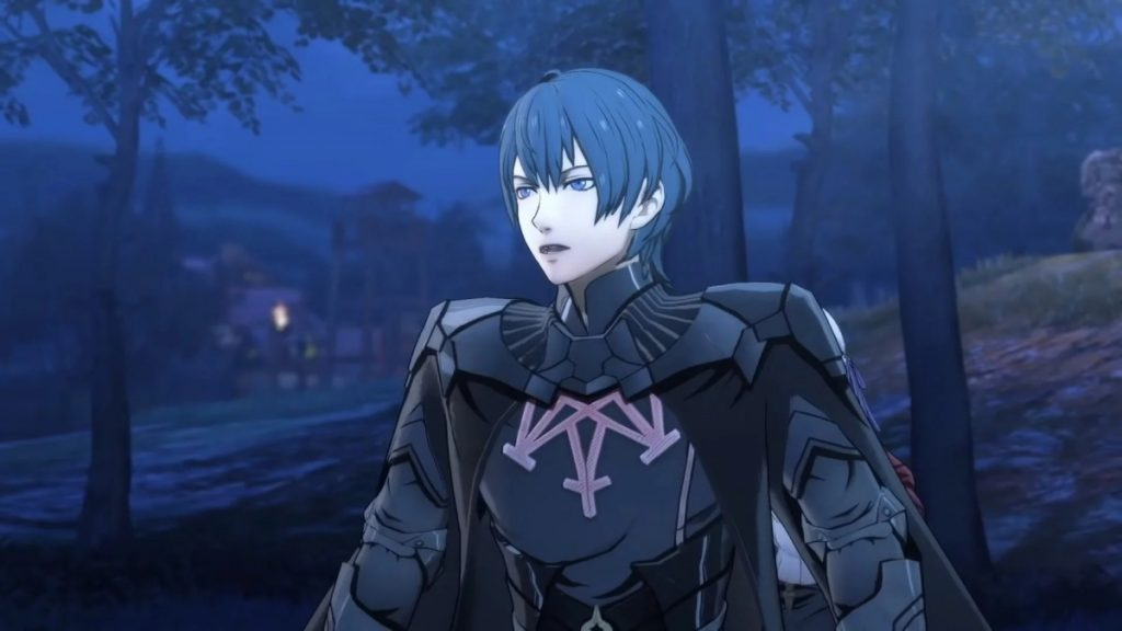 Byleth in Fire Emblem: Three Houses