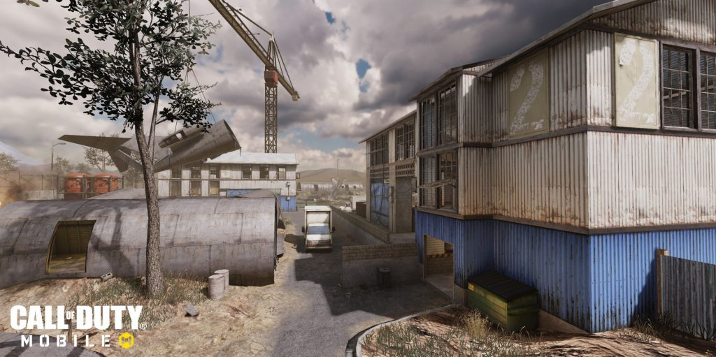 Shipment from Call of Duty: Mobile's Season 3 update