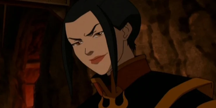 Azula from Avatar The Last Airbender