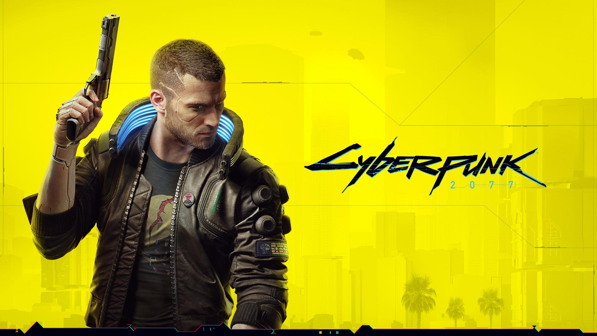 Cyberpunk 2077 promotional image