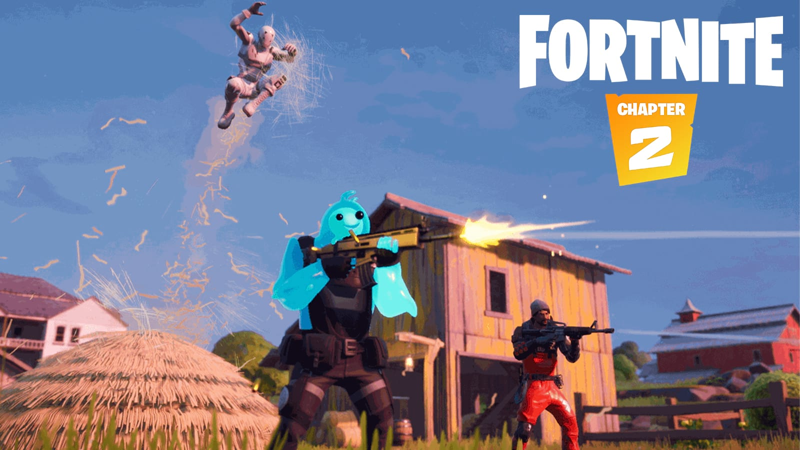 Fortnite chapter 2 screenshot