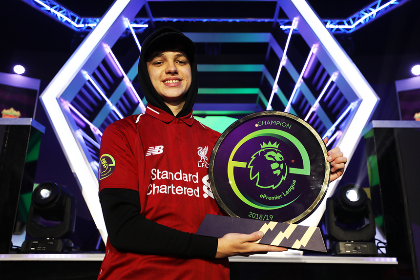 Tekkz 2019 ePL Liverpool Champion