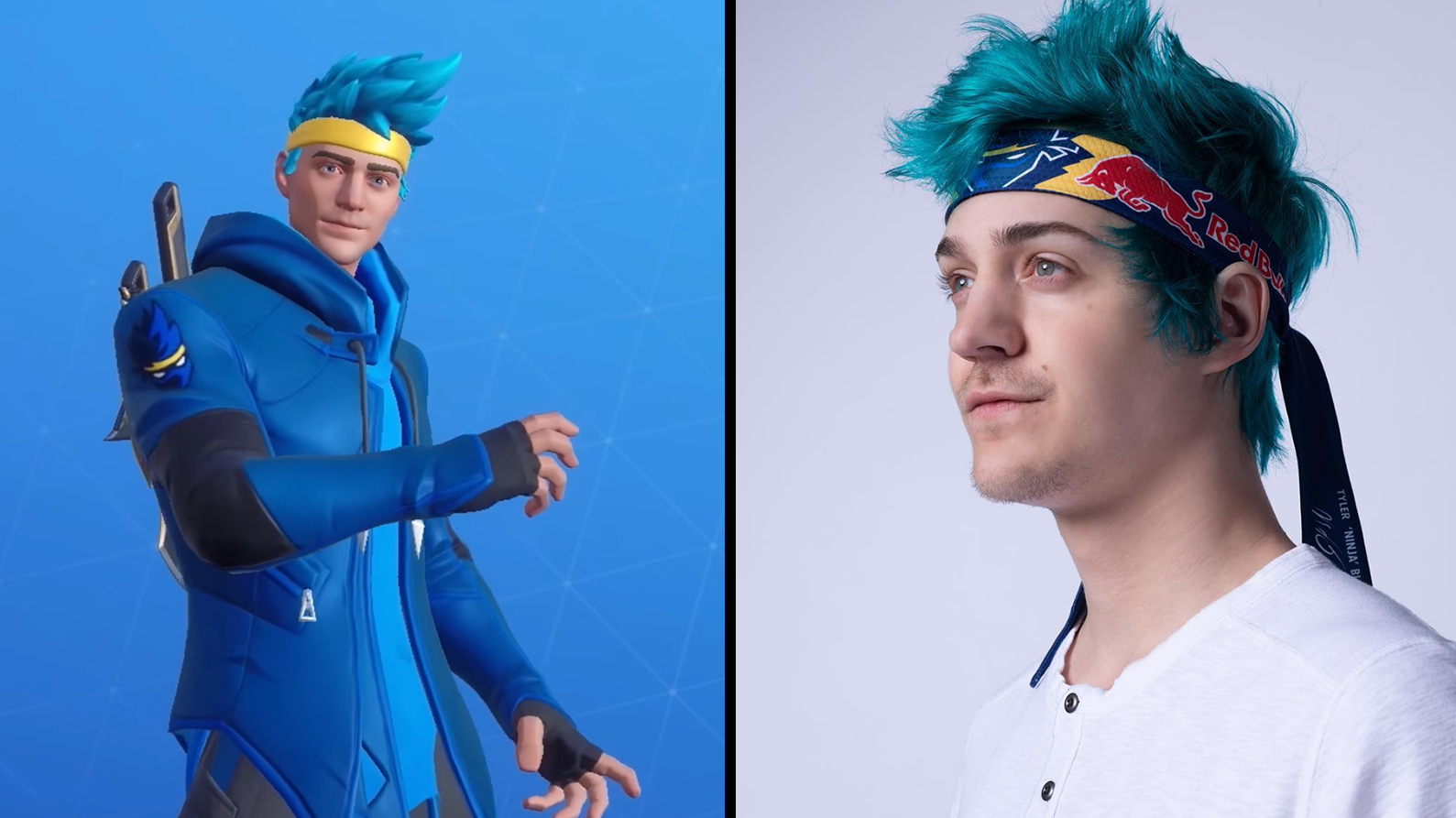 Epic Games releases custom Fortnite Ninja skin