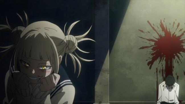 Himiko Toga in My Hero Academia