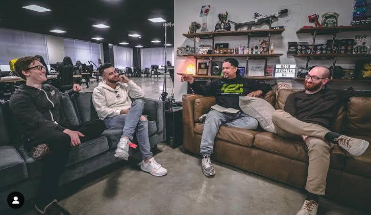 esports stars Scump, Nadeshot, and BigTymer join H3CZ.