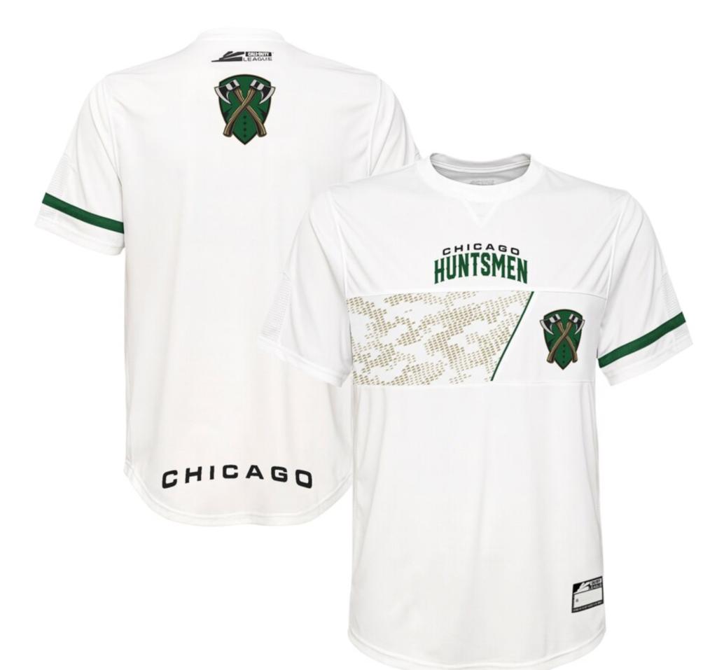 Call of Duty League Chicago Huntsmen jersey