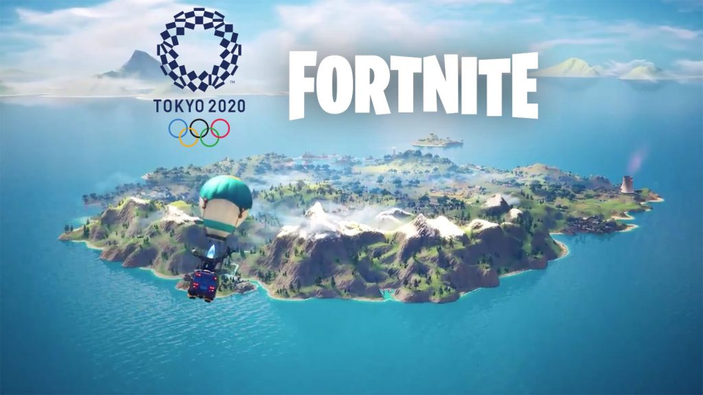 Fortnite and the 2020 Summer Olympics in Tokyo
