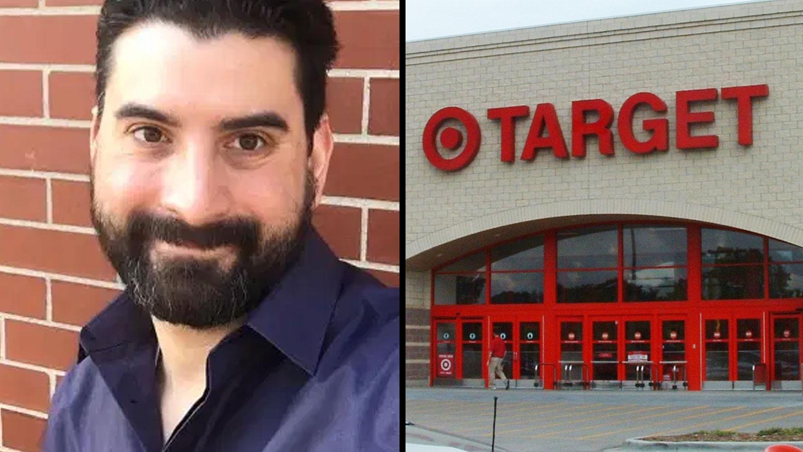 David Leavitt sparks outrage over Target employee toothbrush drama