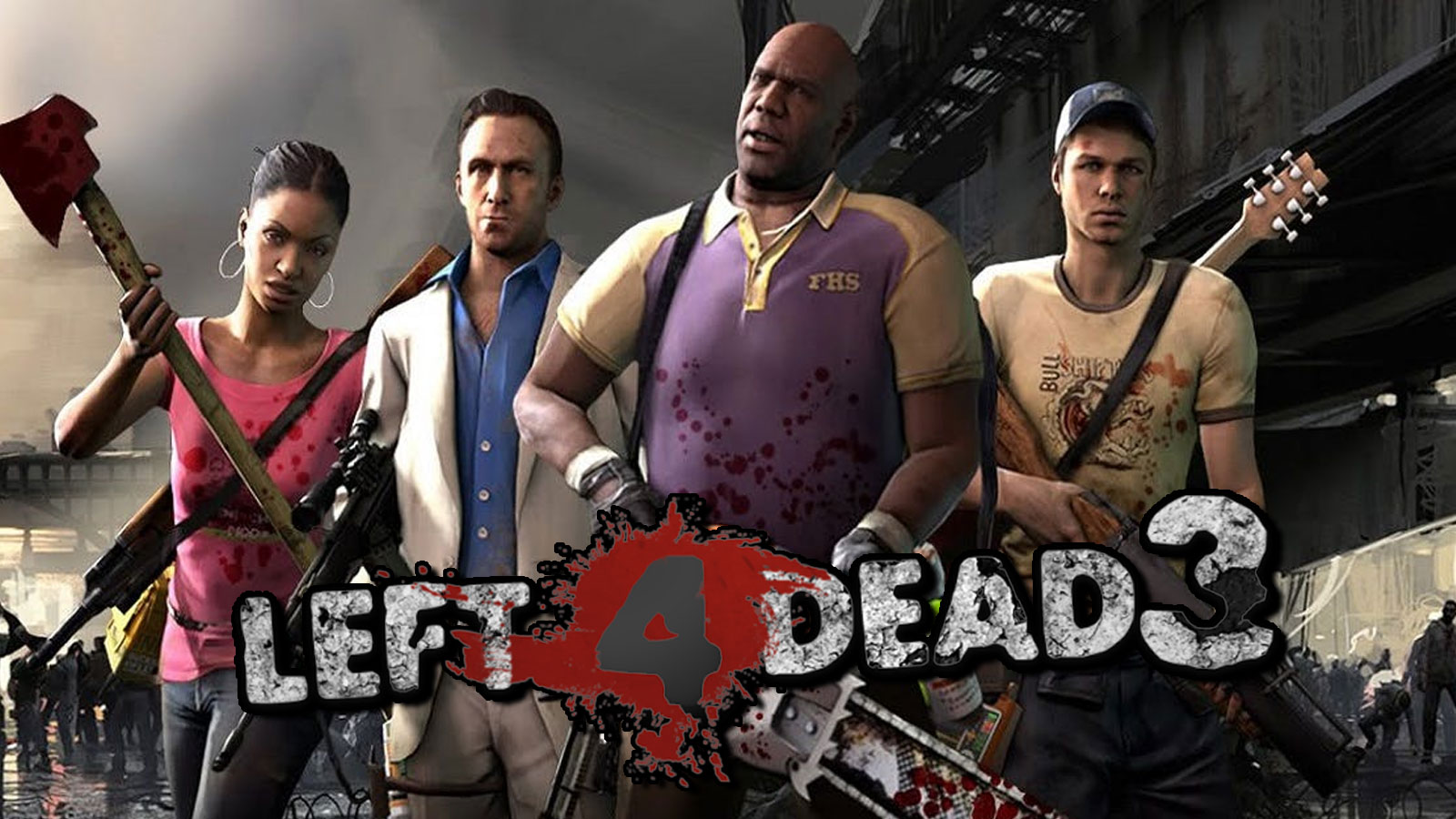 Left 4 Dead 3 rumors release date leaks