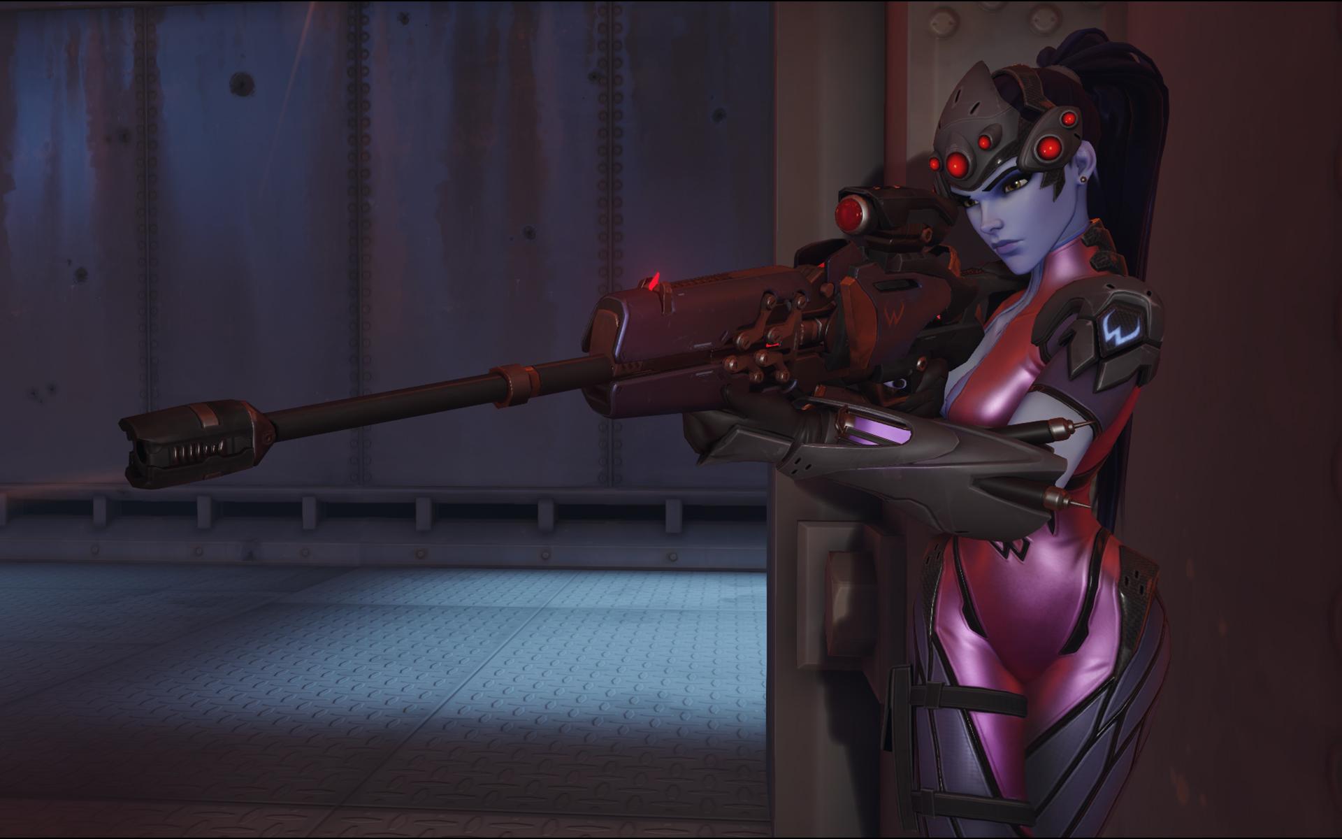 Widowmaker in Overwatch