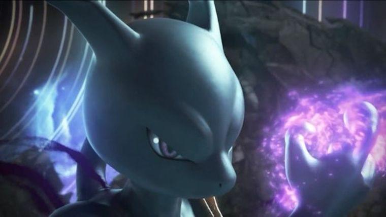 Shadow Mewtwo in Pokken Tournament