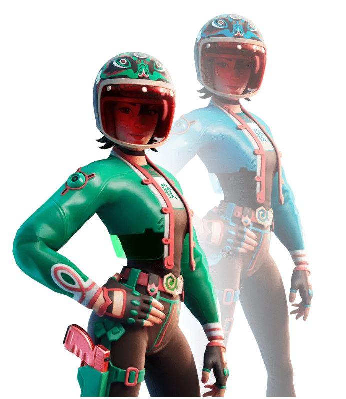 jade racer fortnite
