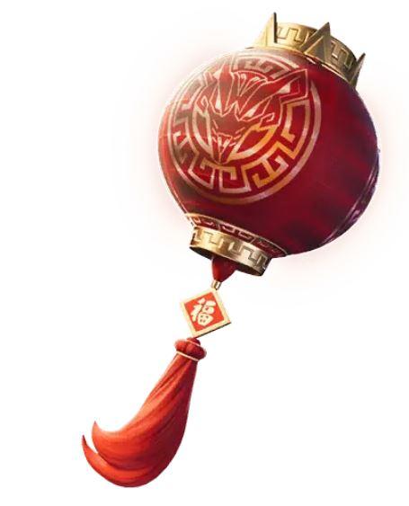 red lantern fortnite
