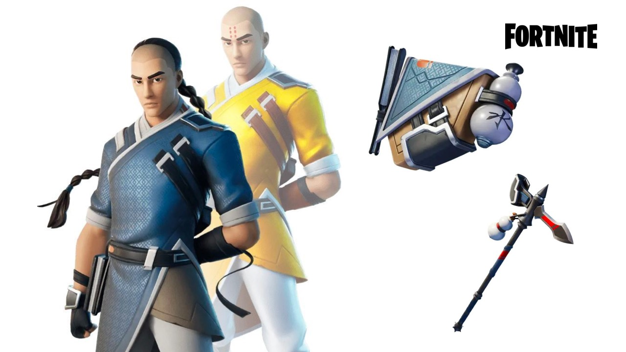 Leaked Gan outfit for Fortnite