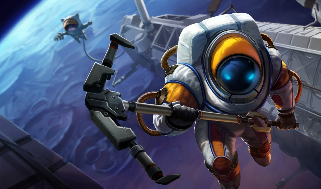 Nautilus nerf in League of Legends for 10.2 update