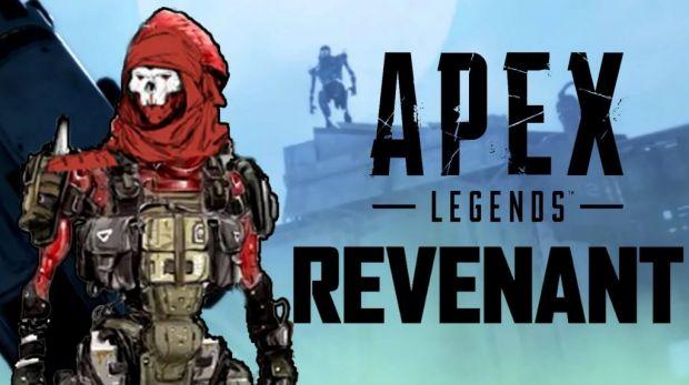 Leaked Revenant model from Apex Legends.