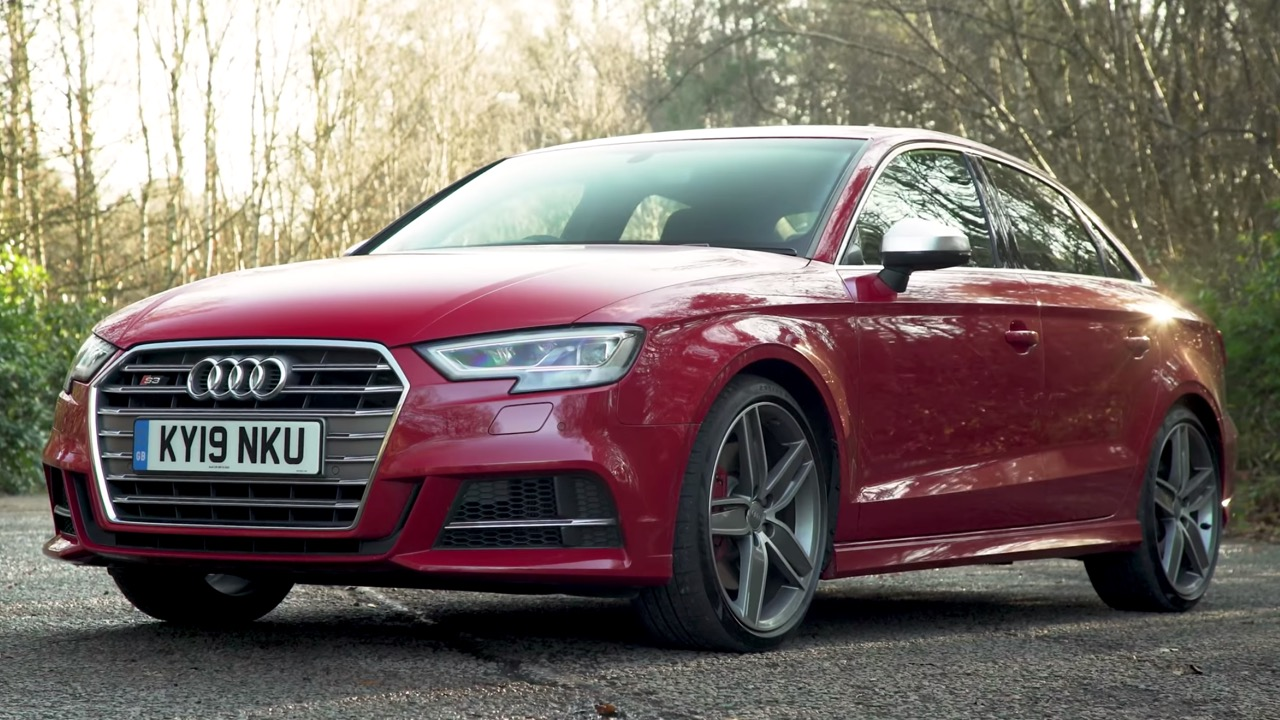 Audi S3 reviewed on YouTube