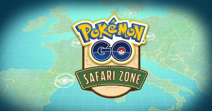 Safari Zone Europe