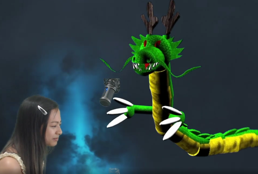 Twitch streamer IssaGrill summons Dragon Ball Z's Shenron