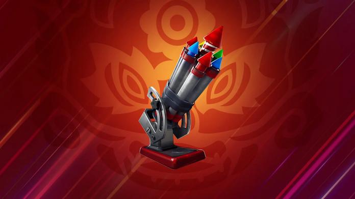 Bottle Rockets from Fortnite.