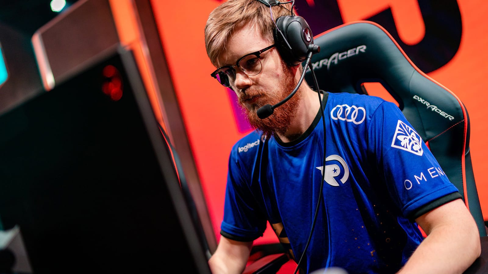 Nukeduck playing for Origen at LEC
