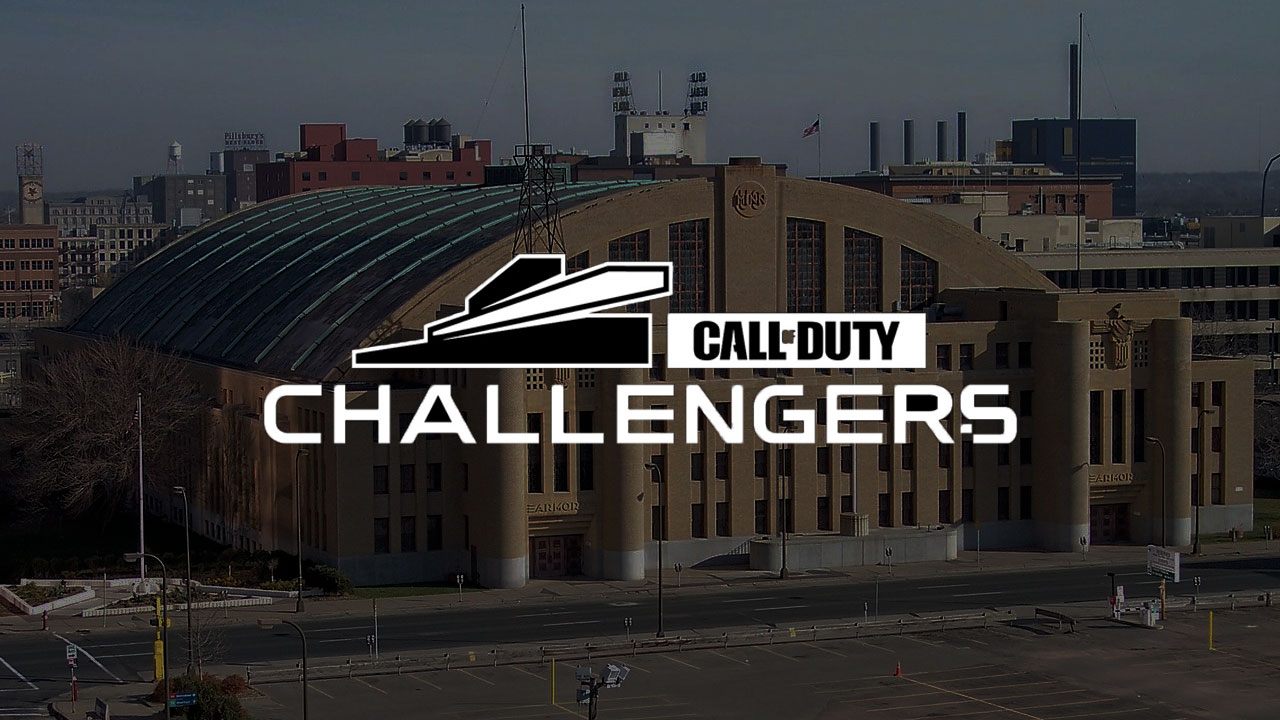 Call of Duty League Minneapolis Armory
