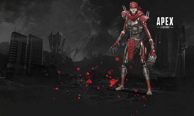 Revenant Apex Legends Season 4 leak