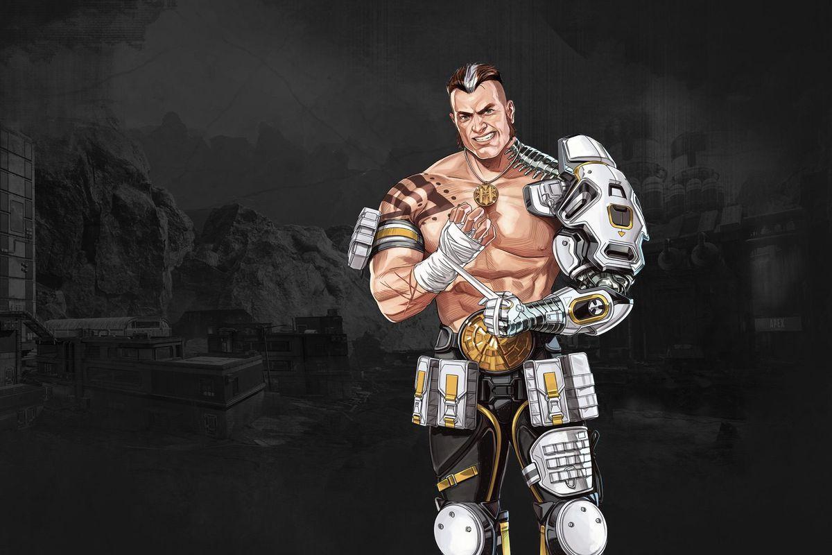 Forge Apex Legends Season 4
