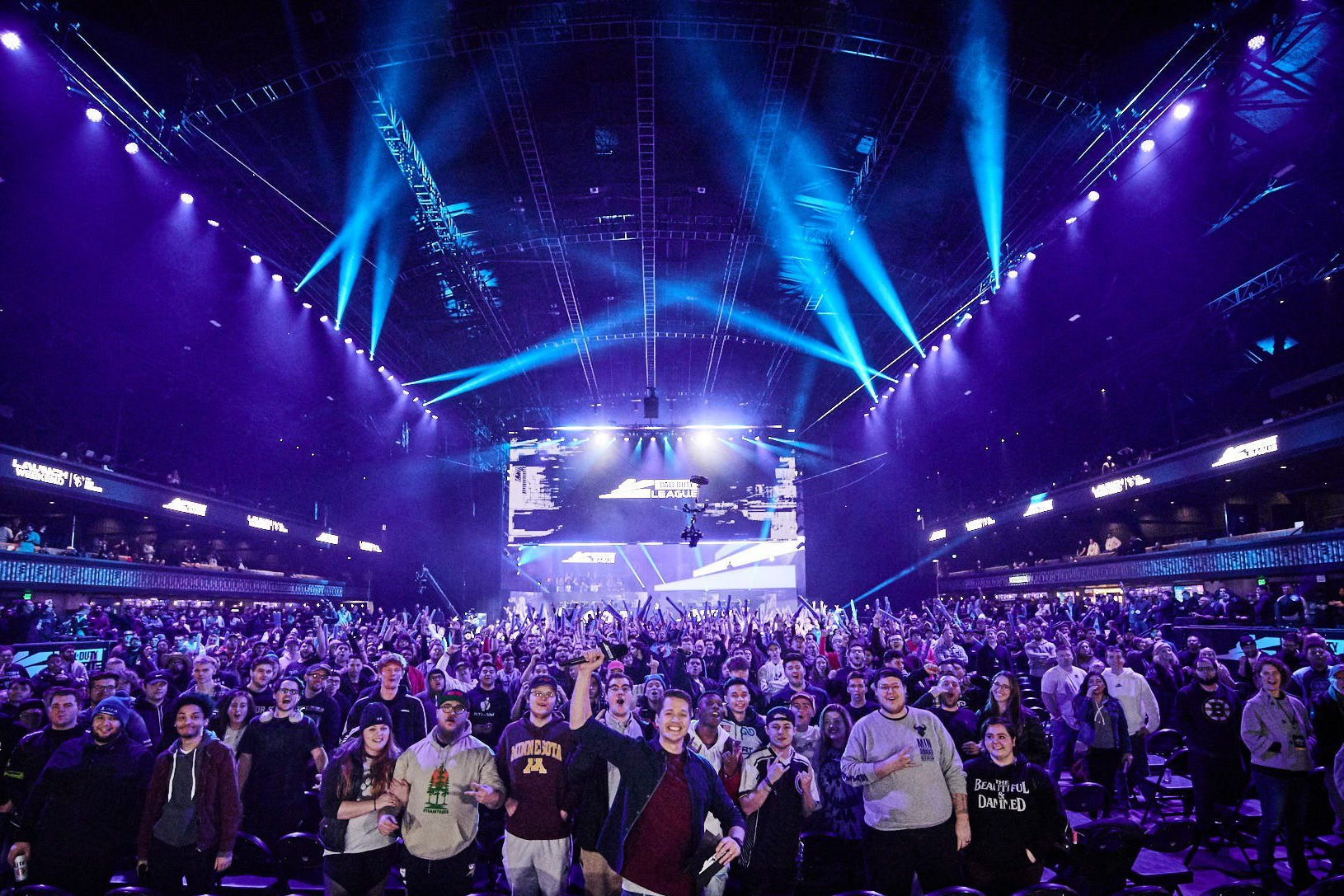 The Armory, Call of Duty League Launch Weekend.