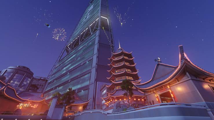 Lijiang Tower Overwatch