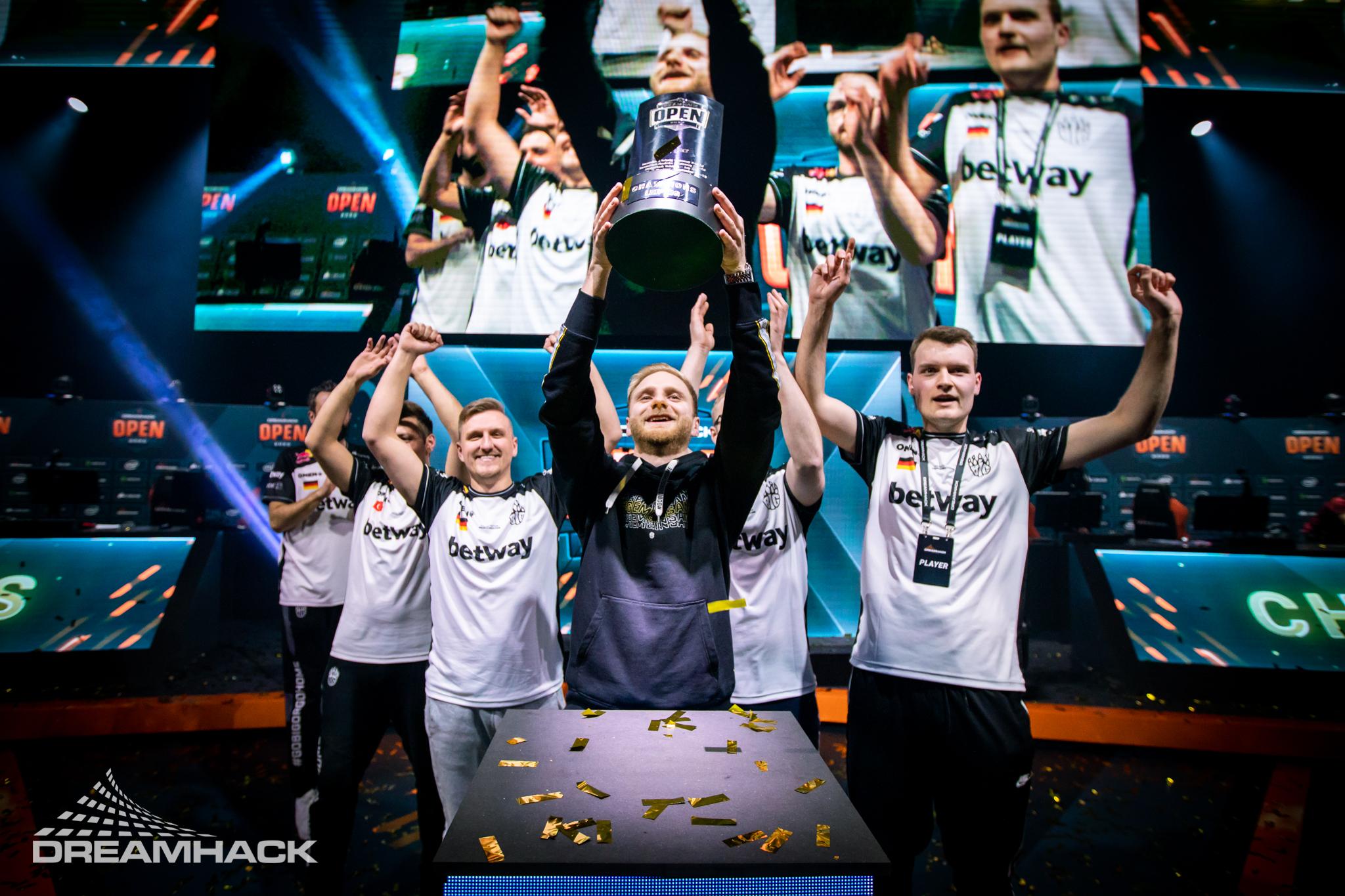 BIG win Dreamhack Leipzig 2020