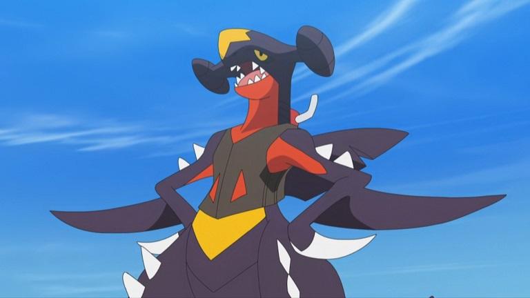Garchomp Powerful Pokemon Go