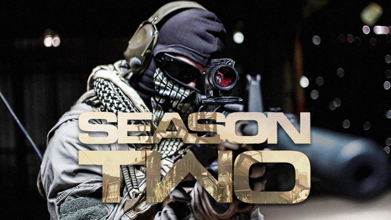 Ghost looking ahead to Season Two in Modern Warfare.