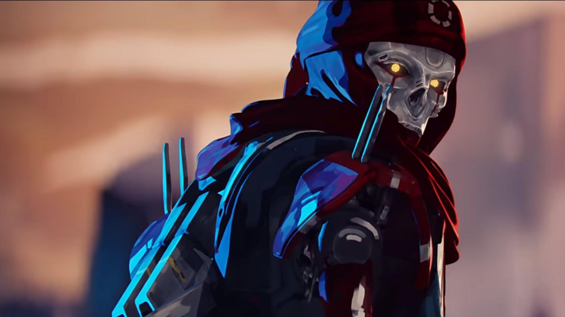 Revenant in the Apex Legends Season 4 launch trailer.