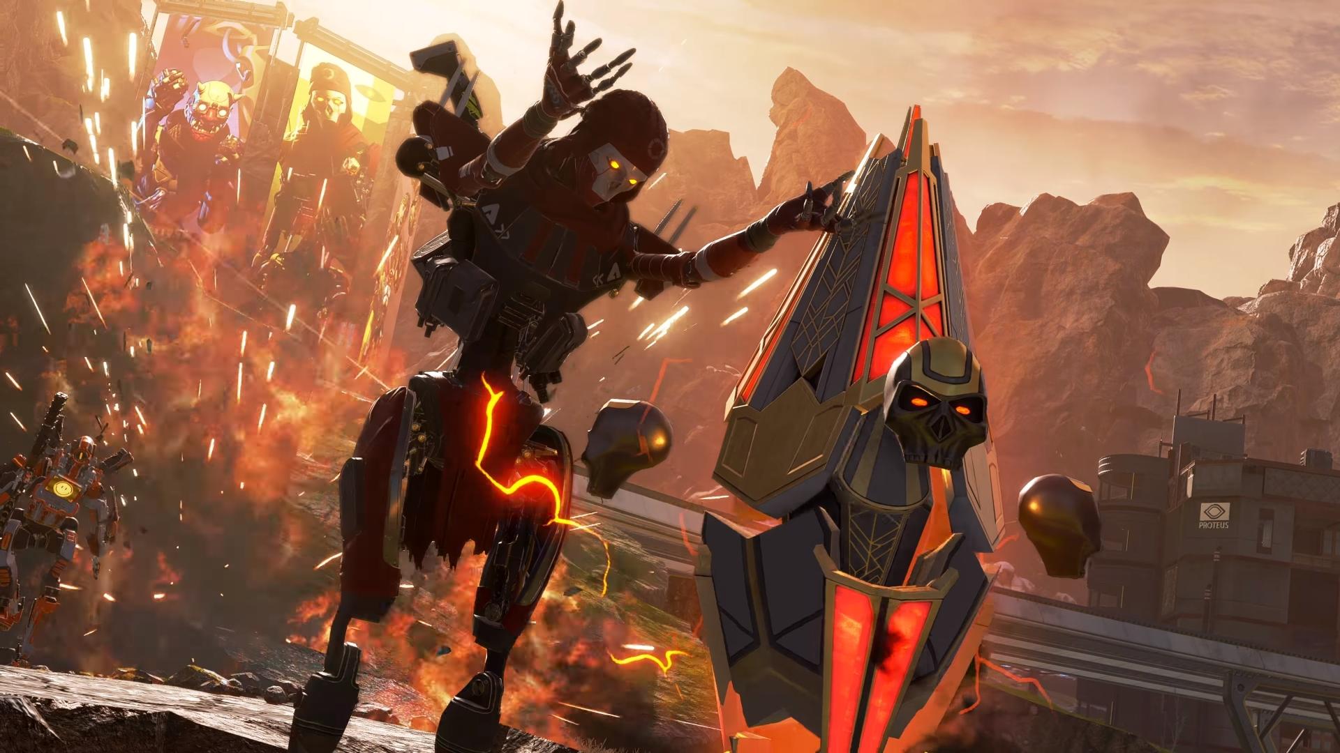 Revenant in Apex Legends